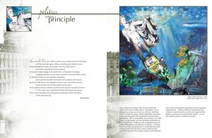 page spread sample