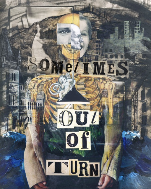 Sometimes Out of Turn (cover image Carly Swenson 2011)