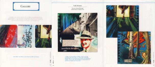 Somerset Art Journaling, Summer 2013
