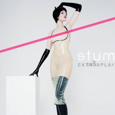 "STUM ""Extraplay"" album cover, 2011 photo/copyright: High Gloss Dolls, 2008"