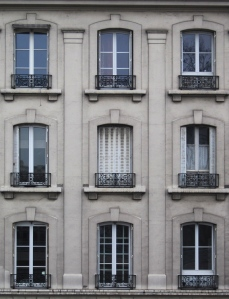 Paris windows, photo/copyright: Carly Swenson 2011