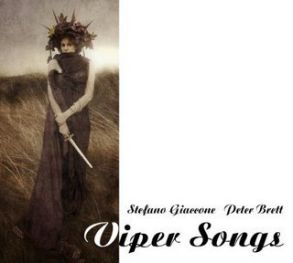 Viper Songs album cover, 2010, photo/copyright: Ken Pegg 2009