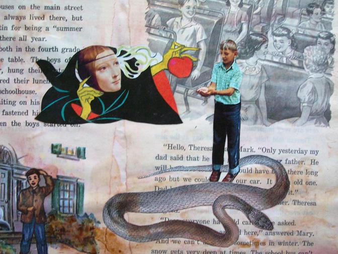 Figure 3.7: Storybook Ending (detail image)