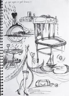 lyric sketch 1, october 2011