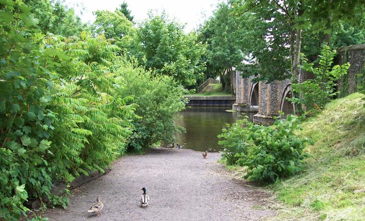 Little Ouse River, 2010
