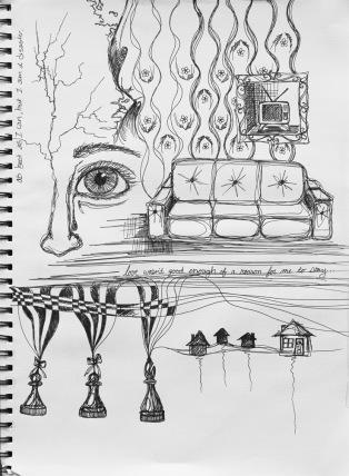 lyric sketch V, december 2011
