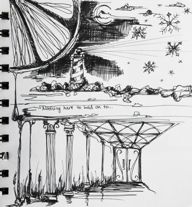 no. 19: lyric drawing 1