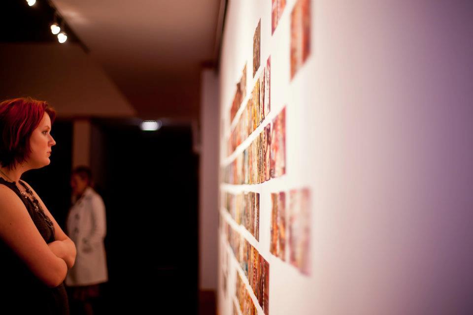 Exhibition Opening IX, photo/copyright: Stephanie Grant 2012