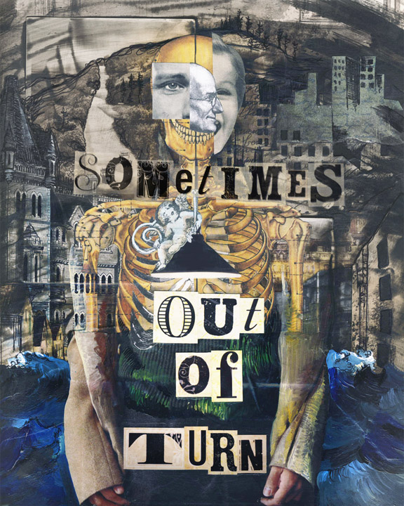 Sometimes Out of Turn, cover image, 2011