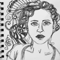 sketch no. 128