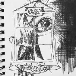 sketch no. 133
