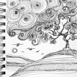 sketch no. 158