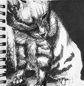 sketch no. 166