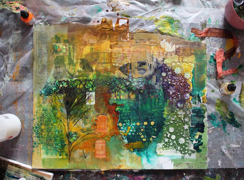 art play, Carly Swenson 2012