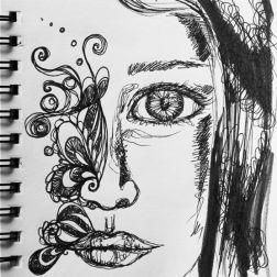 sketch no. 256