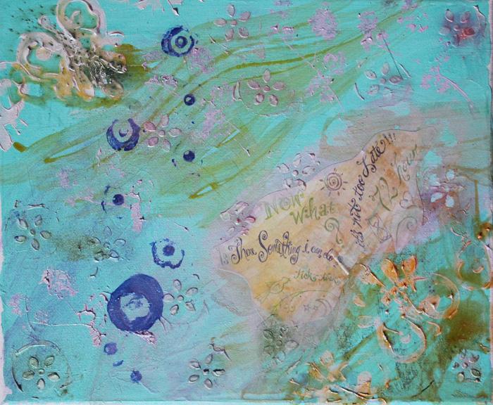 Untitled, Trishell Bates, 2012