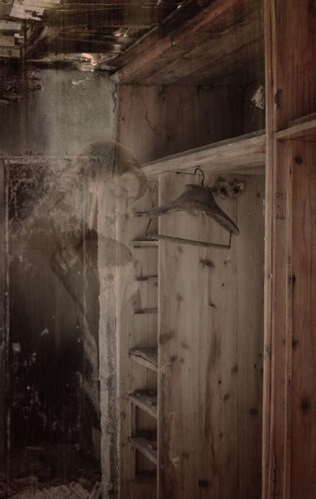 Lovers Lost, digital photo-manipulations, 2011