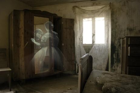 Mirror, Mirror, digital photo-manipulations, 2011