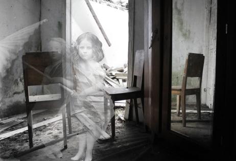 It's raining, it's pouring... digital photo-manipulation, 2011