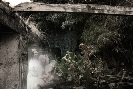 Lost. digital photo-manipulation, 2011
