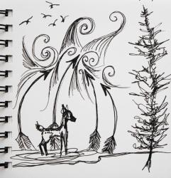 sketch no. 303