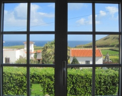 The view from my kitchen window. Terceira, Azores