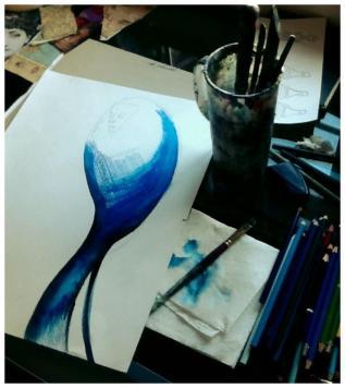 sketch, in-progress