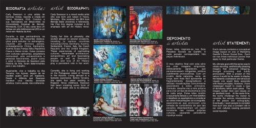 Exhibition informational bi-fold (Inside) 2013