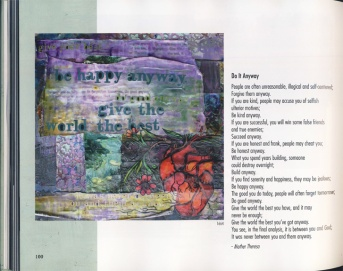 2012 Peace Project Book, page 100