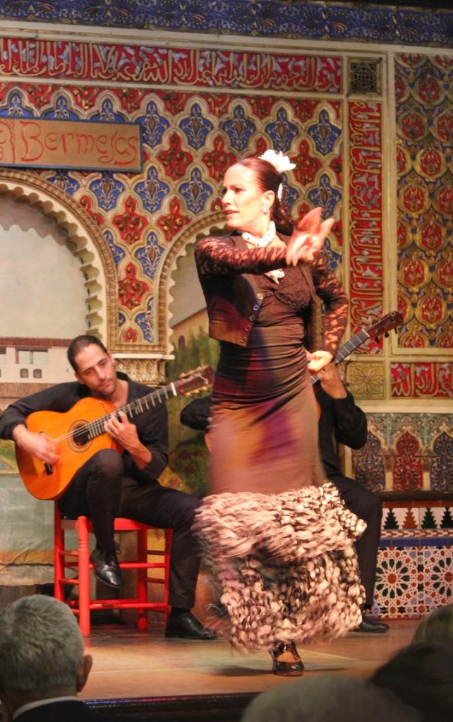 Flamenco dancer II, Torres Bermejas