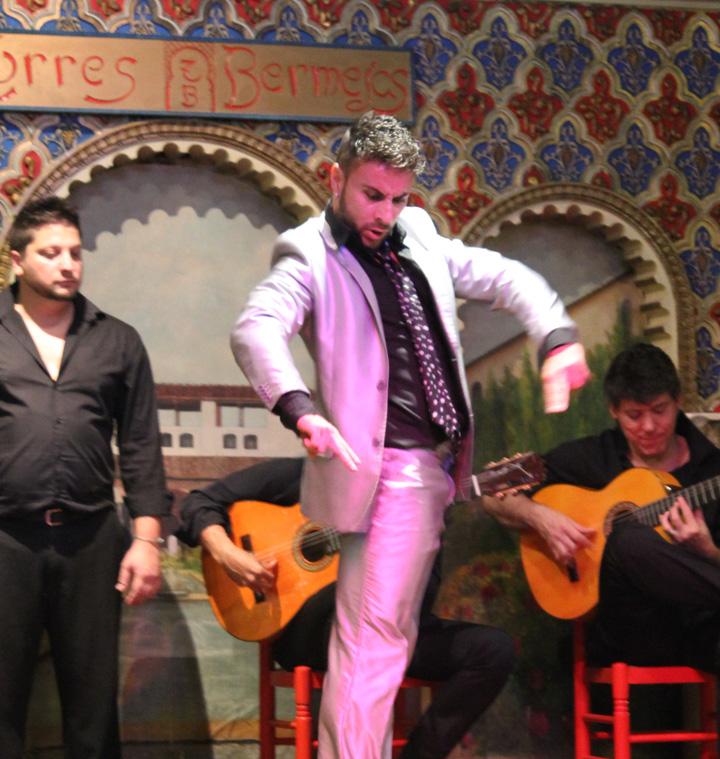 Flamenco Dancer III, Torres Bermejas