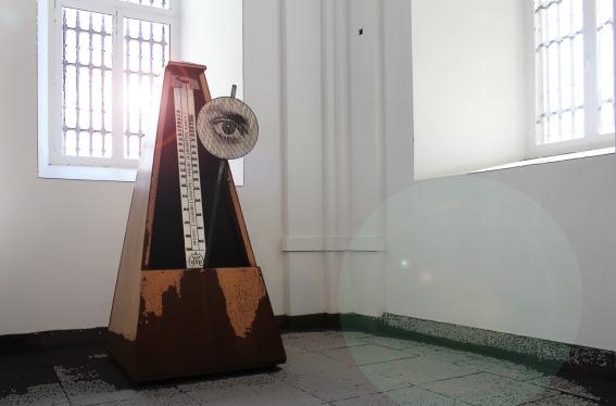 Man Ray's Metronome, Reina Sofia, 2013
