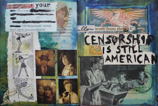 Censorship is still American