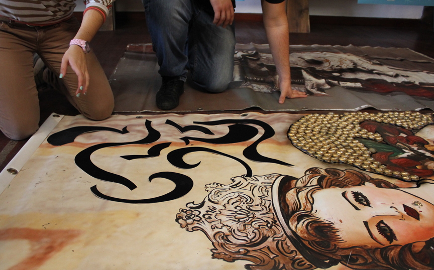 Angra art workshop 2, 2013