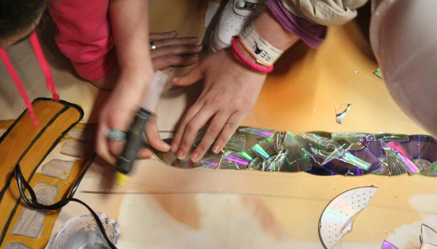 Angra art workshop 8, 2013