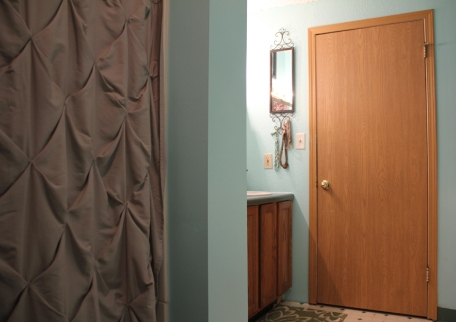 Repainted Bathroom 2