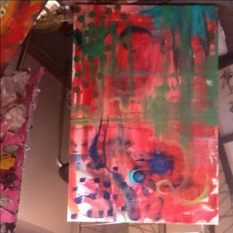 In-progress, image 1