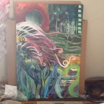 In-progress, image 4